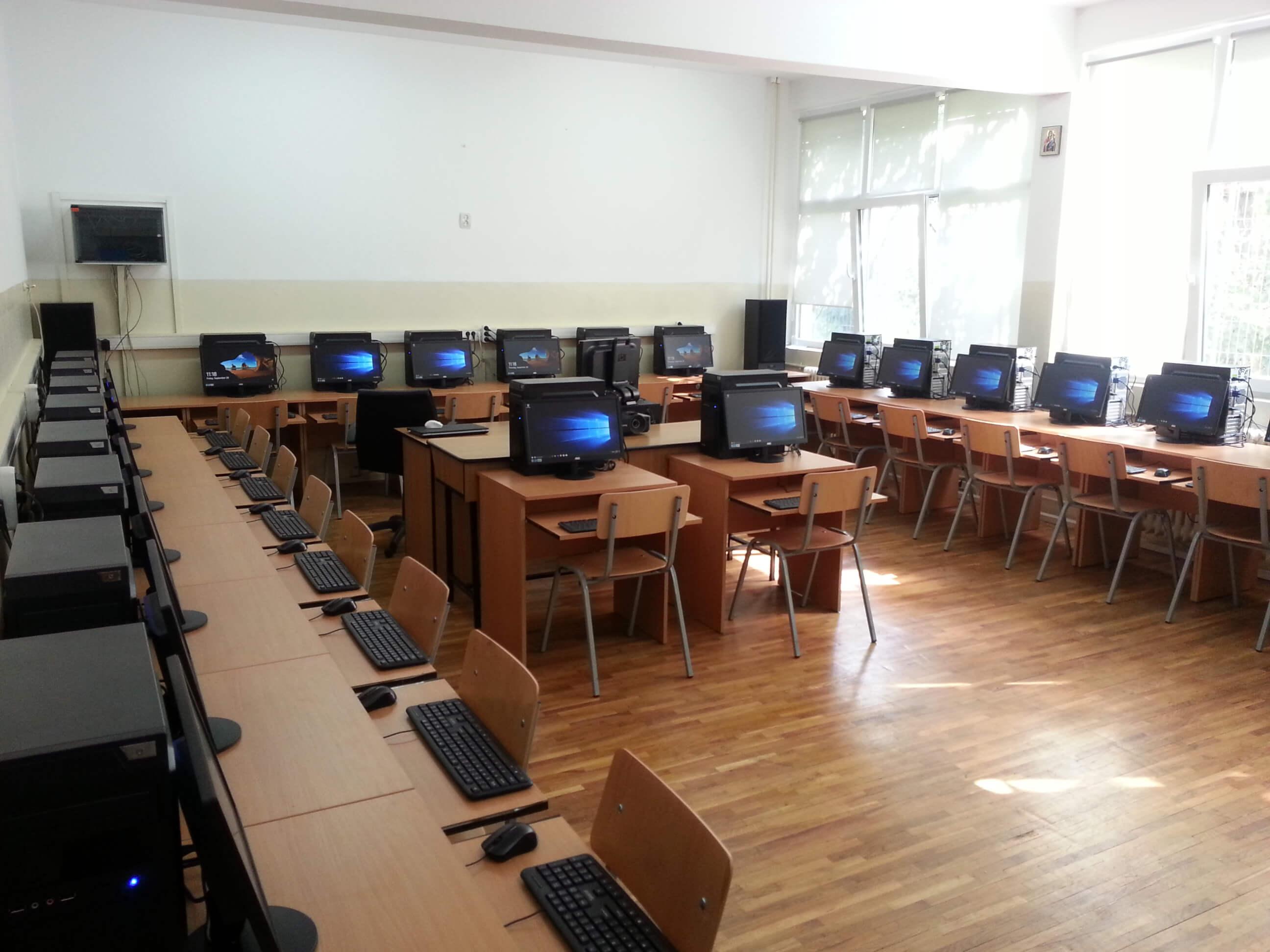 Laboratorul de Informatică 2017